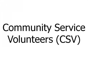 Community Service Volunteers