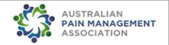 Australian Pain Management Association logo