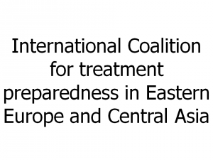 International Coalition for treatment preparedness in Eastern Europe and Central Asia