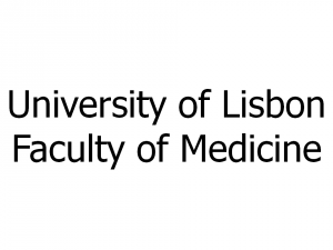 University of Lisbon Faculty of Medicine