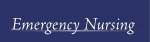 Journal of emergency nursing logo